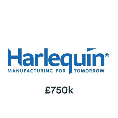 Harlequin Manufacturing Logo