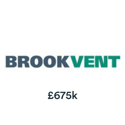 Brook Vent Logo