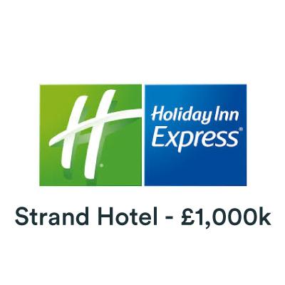 Strand Hotel Logo