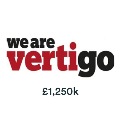 We Are Vertigo Logo