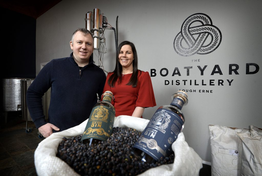 Whiterock and Boatyard Distillery